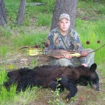 Jesse Minish, Bayview, ID - Bear